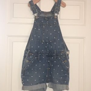 Gap-kids shortalls